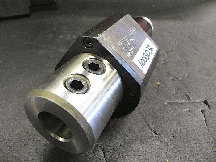 Axial Werkzeugkopf Angetriebenes Werkzeug VDI 50 568 - 323 -068