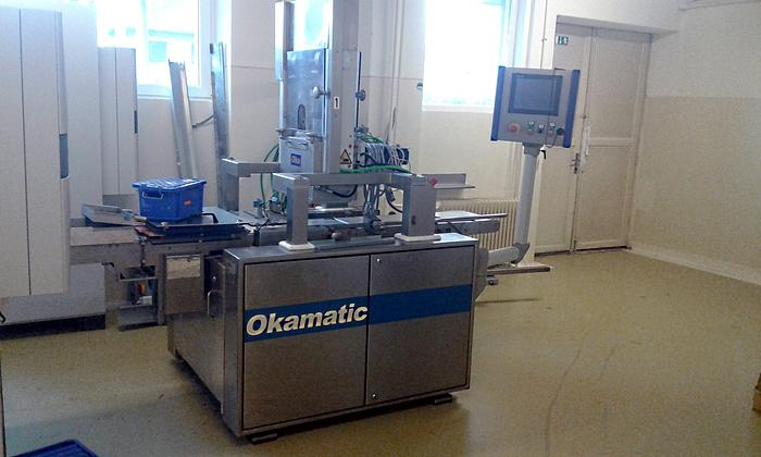 (2) OTTO KREMLING OKA Okamatic Depositors