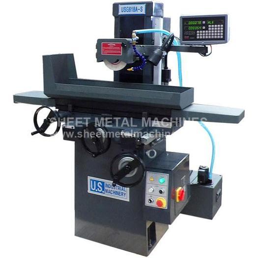 U.S. INDUSTRIAL Toolroom Surface Grinder USG618A-S