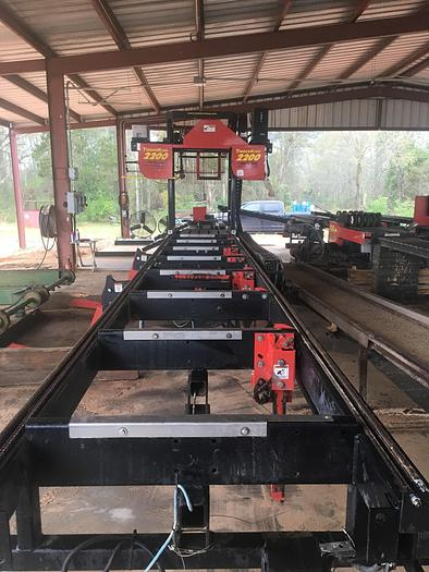 Used 2018 TimberKing 2200