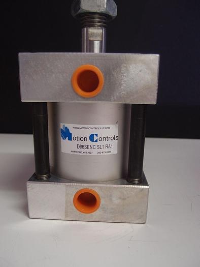 Used Motion Controls Pneumatic cylinder D-49SENC SL1 RA1 (1297)