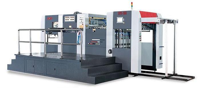 Fustellatrice automatica MYR 1060 con Embossing System
