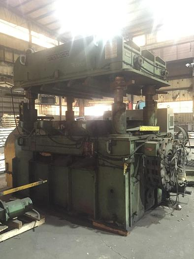 Used 500 TON PRO ECO 4 POST CUTOFF PRESS