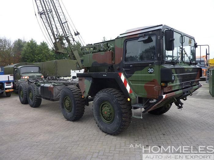 Used MAN KAT A1 15t. 8x8  (2.90m)