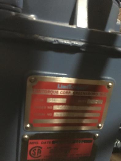 Boiler Stop Valve Complete with Actuators