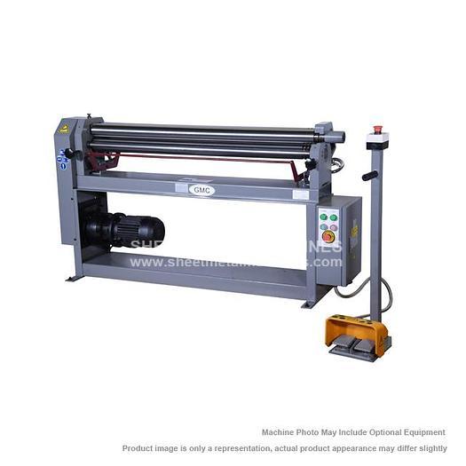 GMC Machine Tools Powered Slip Roll PSR-5014