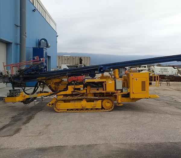 Ristrutturato Perforatrice CASAGRANDE modello C7 - piling equipment