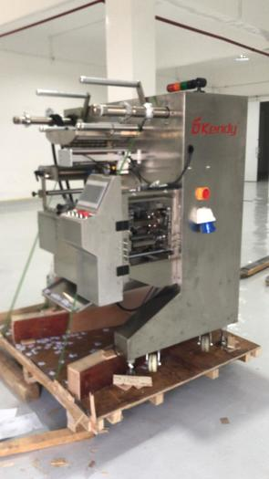 Rolled Wafer Stick Production & Packing Line
