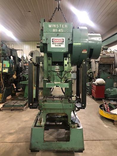 Used Minster B1-45