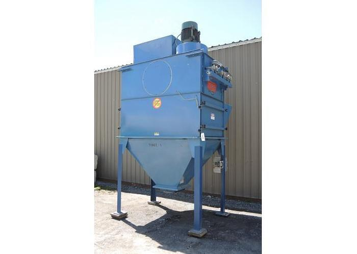 Used USED DUST COLLECTOR, PULSE AIR, 6,000 CFM, 2712 SQ. FT., CARTRIDGE