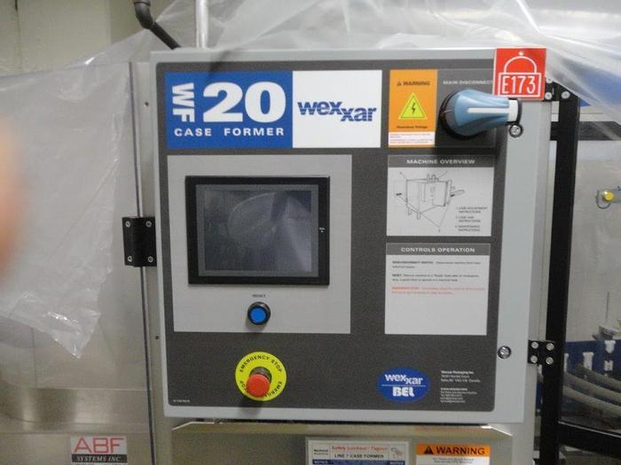 Used Wexxar WF20
