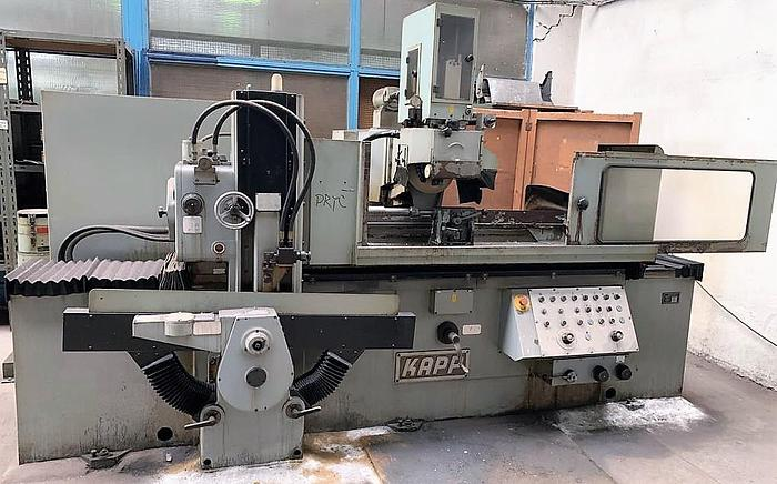 Kapp AS 410B Hob Grinding Machine