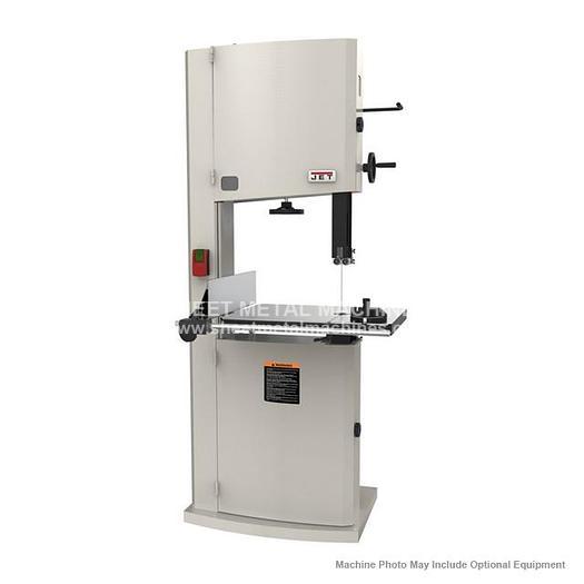JET JWBS-20-5 Steel Frame Bandsaw 5HP 230V 714850