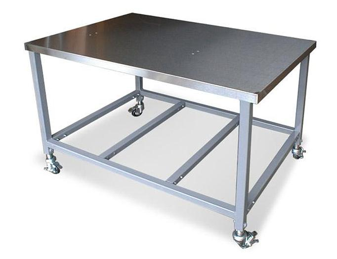 SUPPORT TABLE FOR DONUT ROBOT® FEED TABLES SUPPORT TABLE FOR FEE