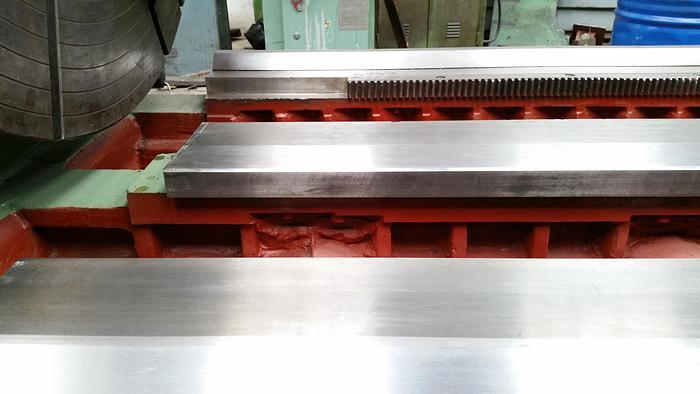 Heavy duty lathe SN1400X5000 retrofitted