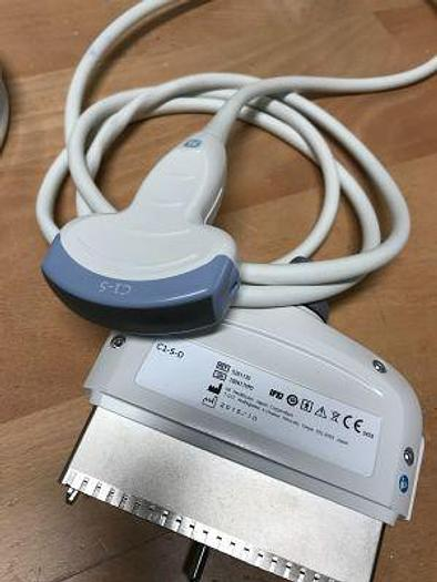 Used For Sale GE C1-5-D Ultrasound Transducer