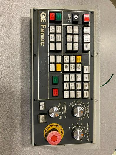 Used FANUC i SERIES OPERATOR PANEL MATRIX I/O 400MM