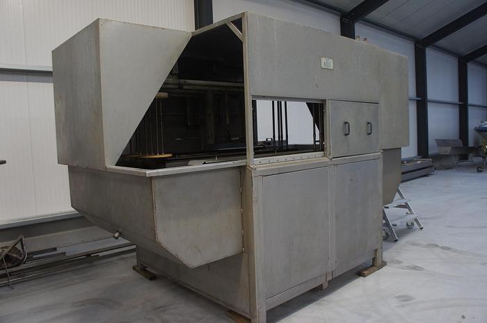 Used Bayle scalding tank (USED)