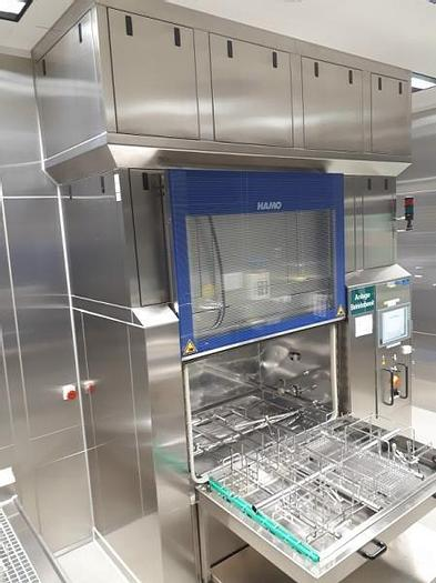 Used Q 14346 D - Washer STERIS T 420 for Glassware and Utensils
