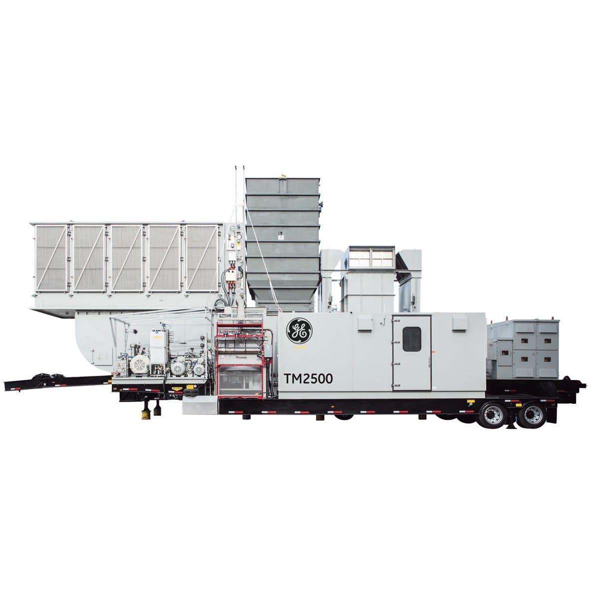 25 MW 2013 Refurbished GE TM2500 Natural Gas Turbine