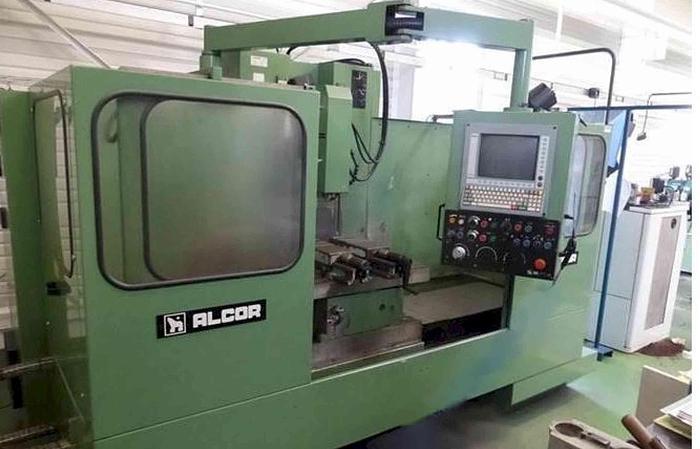 Usata Fresatrice ALCOR 222 B 5AX - CNC SELCA 3045