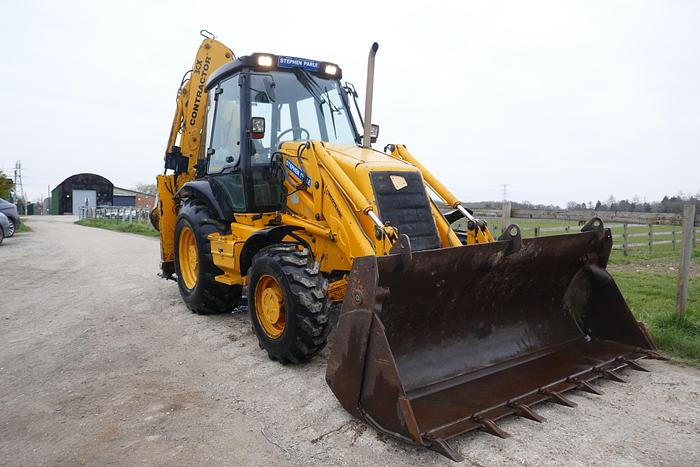 Used 2002 JCB 3CX SITEMASTER CONTRACTOR