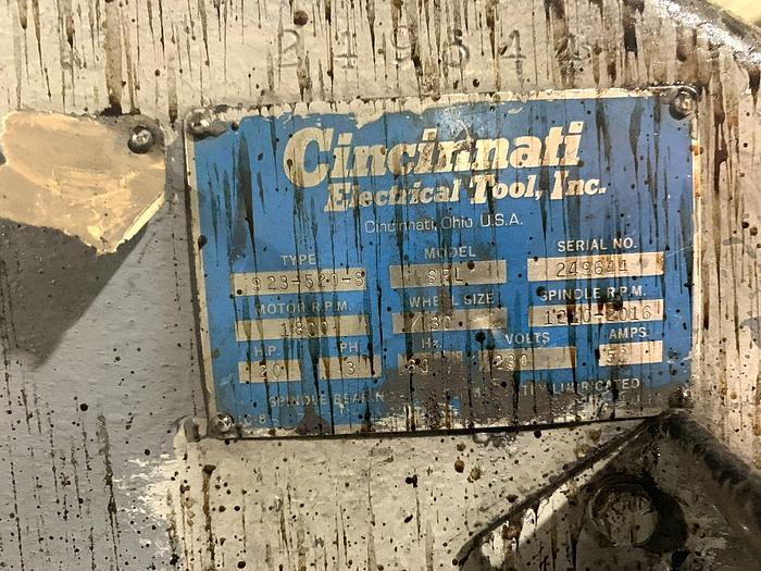 CINCINNATI 923-520-8 SPL GRINDER
