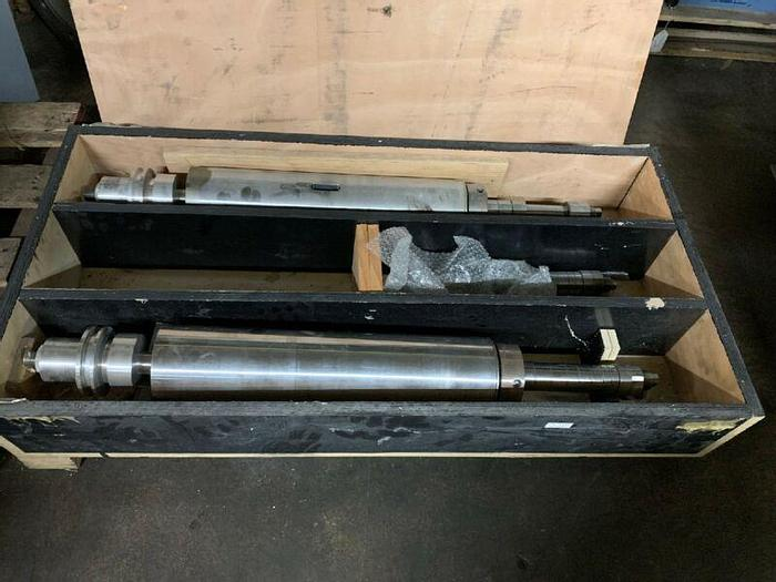 Used Ritter Manufacturing Rollers Ritter Machinery Rollers