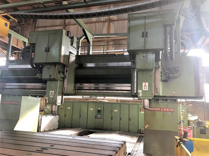 Droop & Rein Double Column Machining Center (5000 mm X 4700 mm))