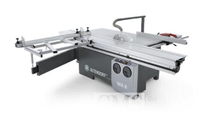 2019 Altendorf WA8-TE Sliding Table Saw