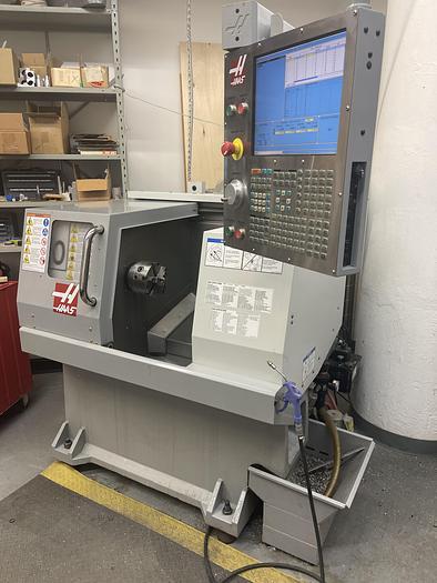 Used HAAS MODEL GT-10 CNC LATHE -2010