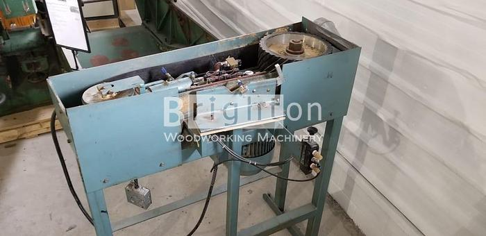 Custom Made Edge/Stroke Belt Grinder / Sander