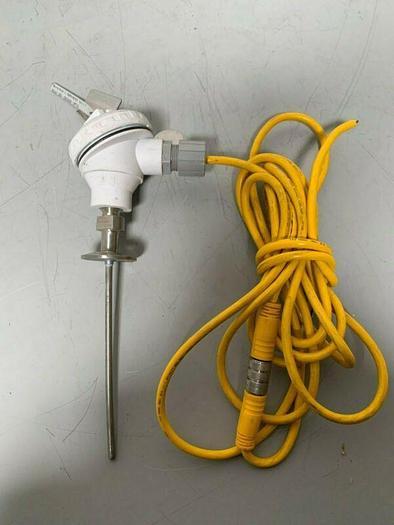 Used Burns Engineering S65-05C0650-9PT15 Temperature Sensor/Probe