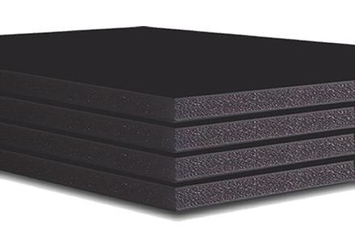 West Design 5mm A3 Black Foam Board Sheets (10)