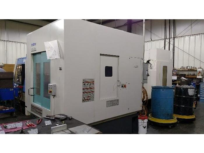Brother TC-32A CNC Drilling & Tapping Center