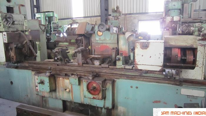 Used TOS Crankshaft Grinder BKO50