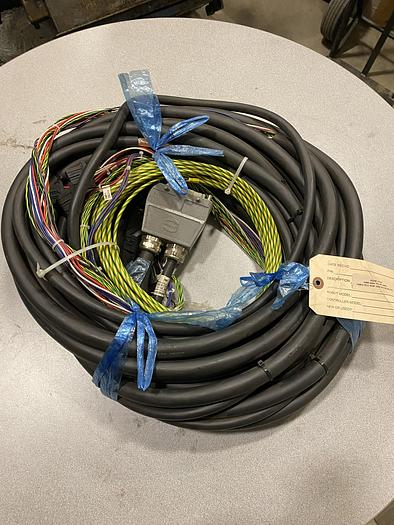 FANUC ROBOT CABLE A660-4004-T751#L14R53 RCC RMP NFX BCAB STD
