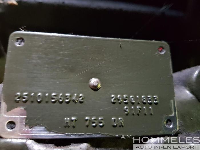 Used Allison ht755dr