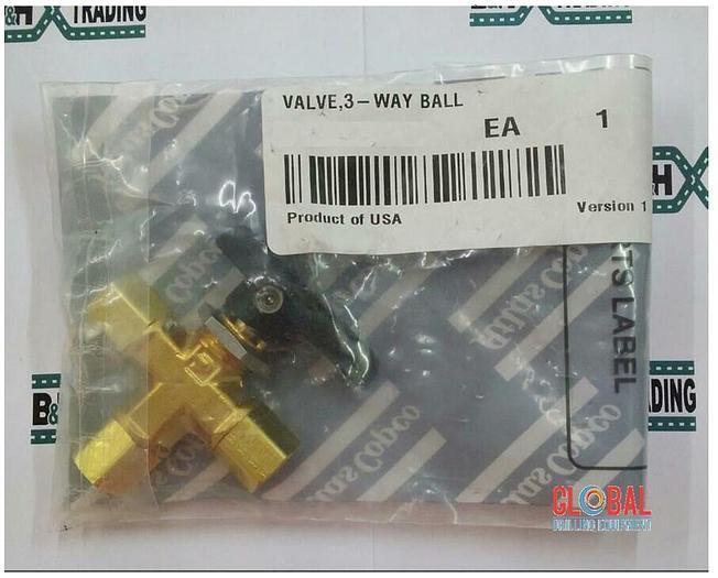 B&H 0162 - Air Valve Ball Dump Vent ON/OFF