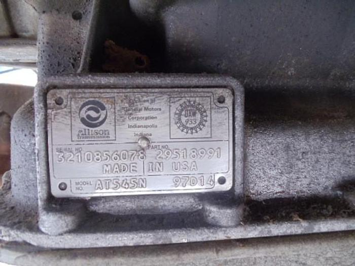 Ford F750 AT545