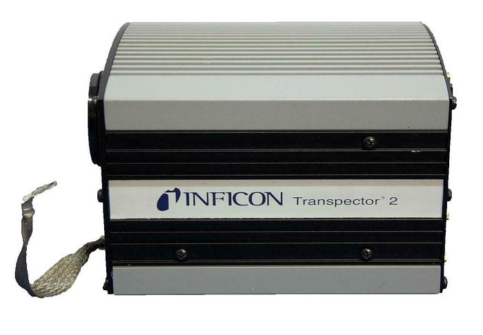 Used Leybold Inficon Transpector 2 SPC-1166-G1 Residual Gas Analyzer FOR PARTS 8901R