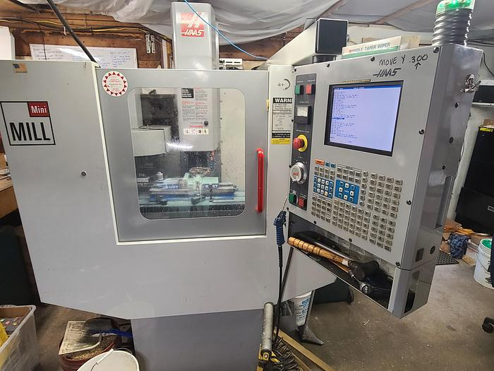 Used 2004 Haas Mini Mill