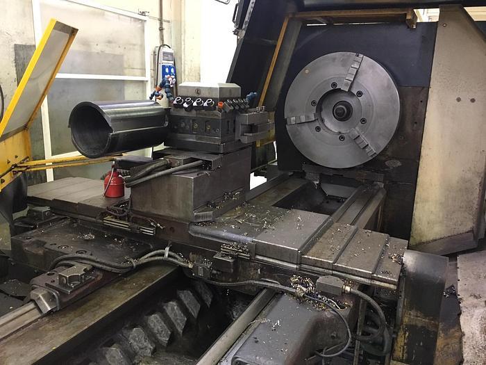 Usata TORNIO PARALLELO STANKOIMPORT 1M65 CNC
