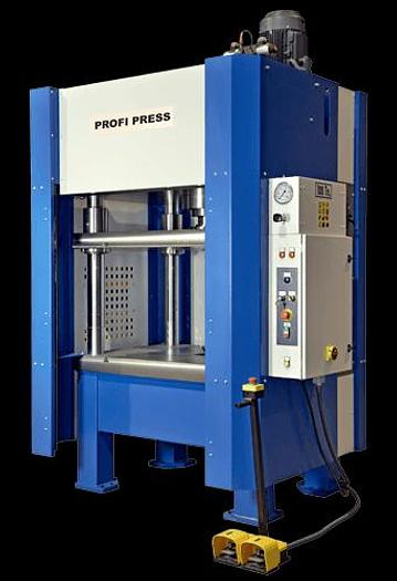 RHTC  PPMV-150 4 Column Press