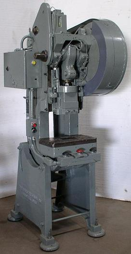 Used 16 Ton Minster #2 O.B.I. Press
