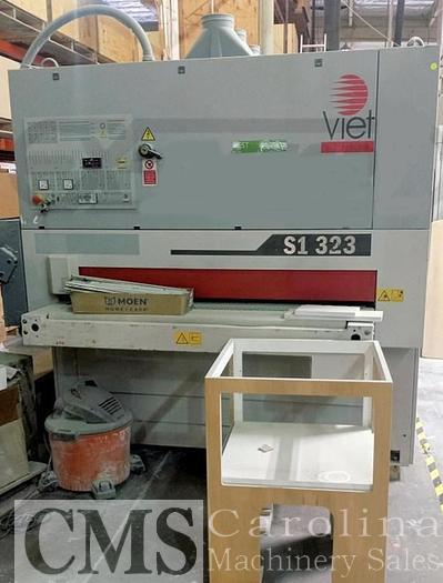 Used 2004 Viet S1 323 2200 Wide Belt Sander
