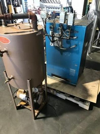 Used Sussman electric boiler