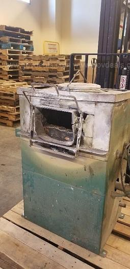 SPEEDY MELT MP-47 GAS FIRED MELTING FURNACE