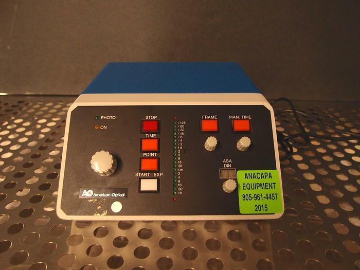 Used AO Reichert Photographic Exposure Control Unit Type: 6526-0 (2015)