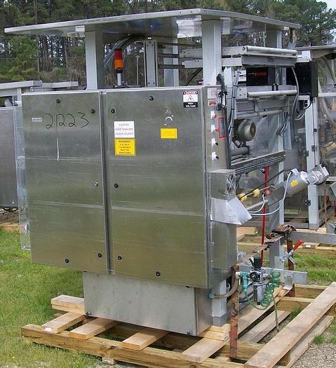 Used Bosch Bagger; Md#SVB-3601
